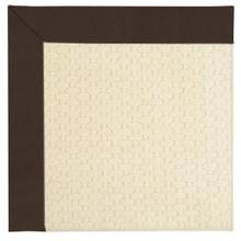 "Creative Concepts-Sugar Mtn. Canvas Bay Brown - Rectangle - 24"" x 36"""