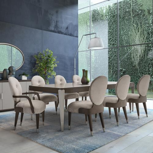 Product Image - Rectangular Dining Table (includes: 2 X 24 Leaves)