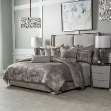 9pc Queen Comforter Set Patina