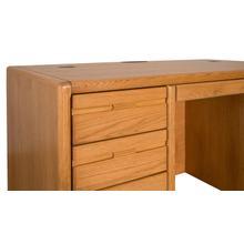 View Product - Double Pedestal Desk