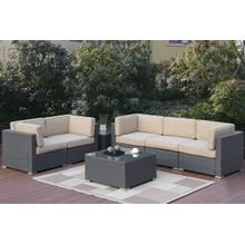 7-pcs Sofa Set