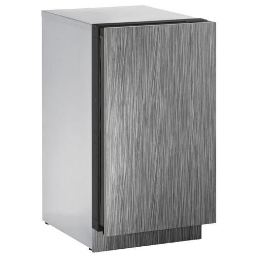"18"" Wine Refrigerator With Integrated Solid Finish and Field Reversible Door Swing (115 V/60 Hz Volts /60 Hz Hz)"