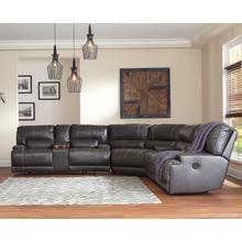 Mccaskill 3-piece Power Reclining Sectional