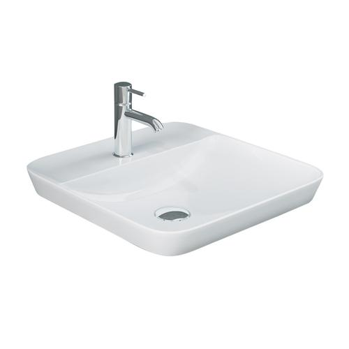 Product Image - Variant Square Drop-In Basin with Faucet Hole