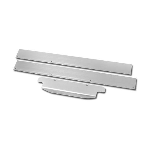 Maytag - Ice Maker Trim Kit, Stainless Steel