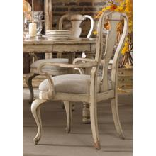 Dining Room Wakefield White Splatback Arm Chair - 2 per carton/price ea