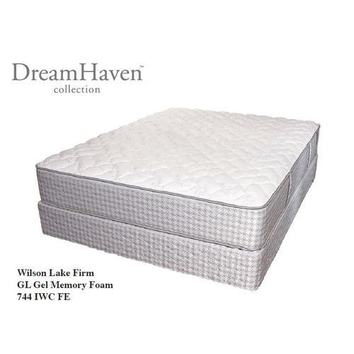 Dreamhaven - Willston Lake - Firm - King