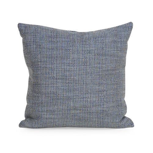 "Pillow Cover 16""x16"" Coco Sapphire"