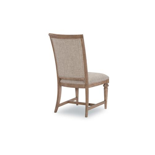 Camden Heights Upholstered Back Side Chair