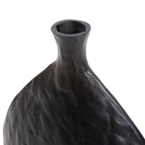 Howard Elliott - Hammered Organic Ebony Aluminum Bottle, Large