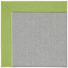"Inspire-Silver Rave Lawn - Rectangle - 18"" x 18"""