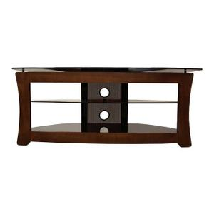 """Gallery - OSC Design TV A/V Metal and Wood Stand Up to 60"""" TV Matching"""