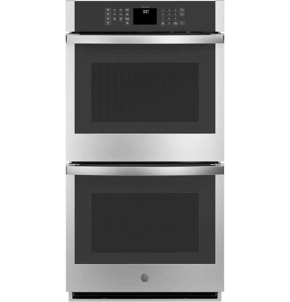 "GE27"" Smart Built-In Double Wall Oven"