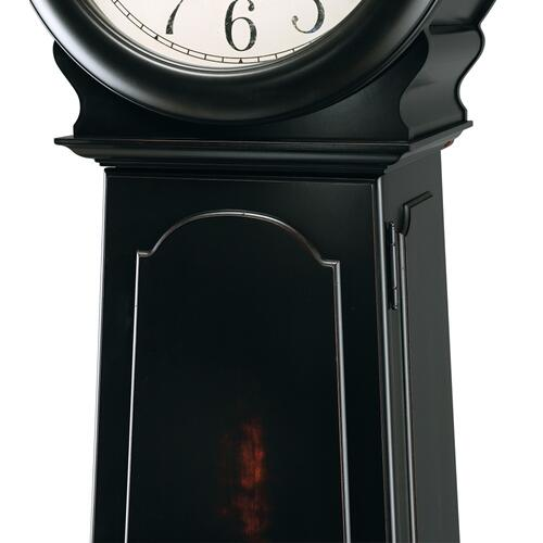 Howard Miller Nashua Black Grandfather Clock 615005