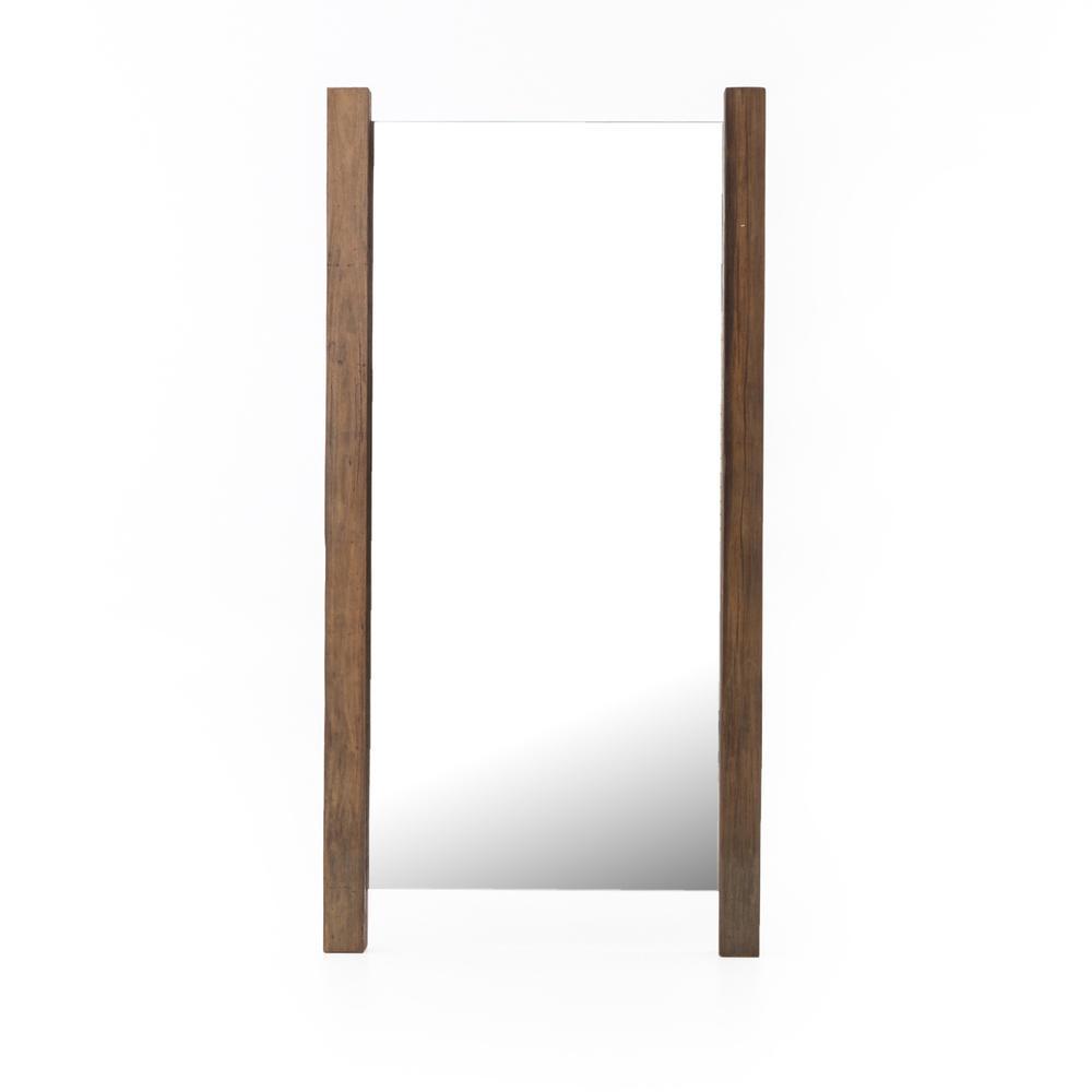 Beldon Floor Mirror-natural