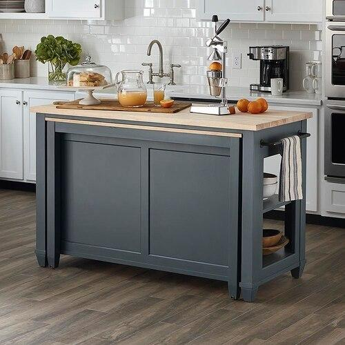 Custom Dining Kitchen Island