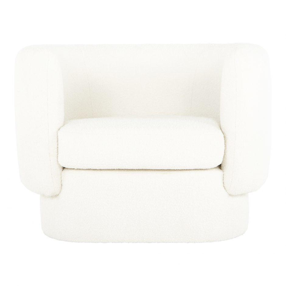 Koba Chair Maya White