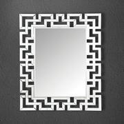 Paisley Wall Mirror Product Image