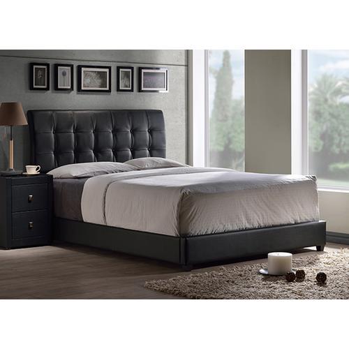 Gallery - Lusso Queen Bed Set - Black