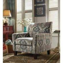 ACME Cyndi Chair (Contrast Pattern) - 52058 - Pattern Fabric