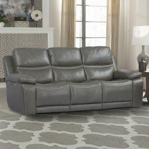 Parker House - PALMER - GREIGE Power Sofa