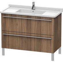Product Image - Vanity Unit Floorstanding, Natural Walnut (decor)