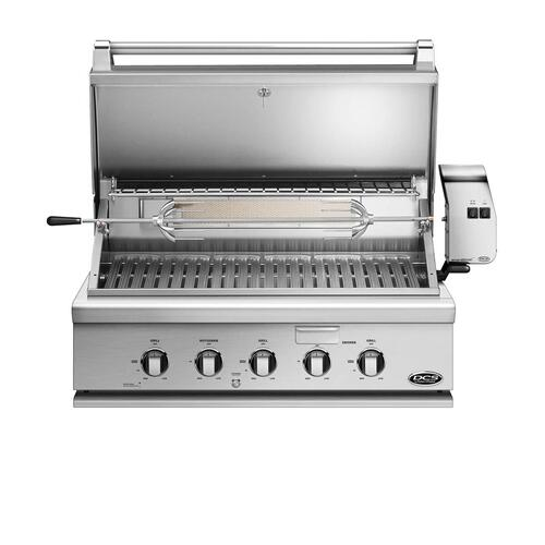 "36"" Series 7 Grill, Lp Gas"
