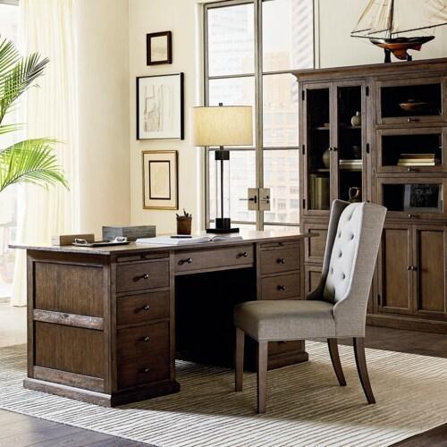 Bassett Furniture - Forsyth Executive Desk
