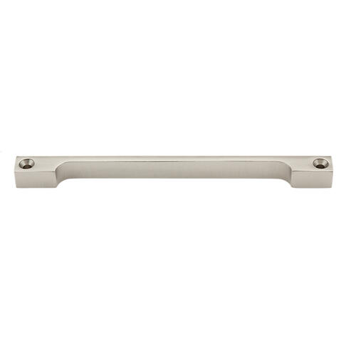 Satin Nickel Rabbeted Piece