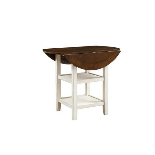 Gallery - Counter Height Drop Leaf Table