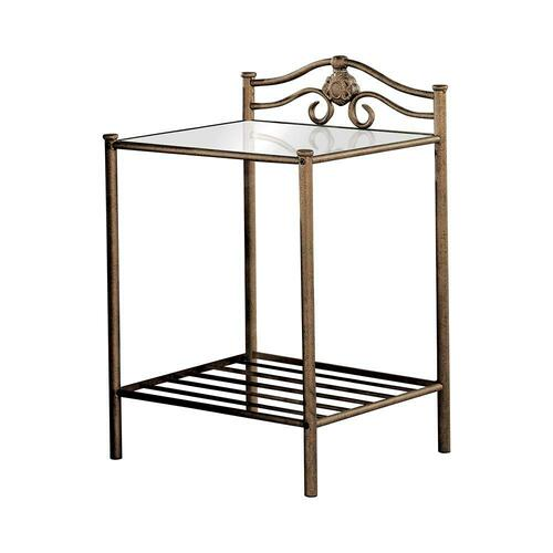 Sydney Metal Nightstand
