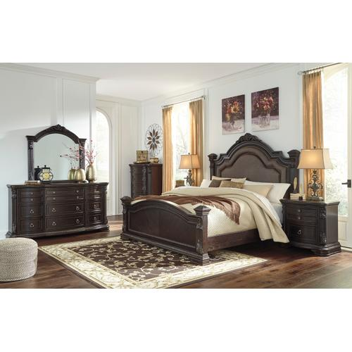 Wellsbrook King Bedframe