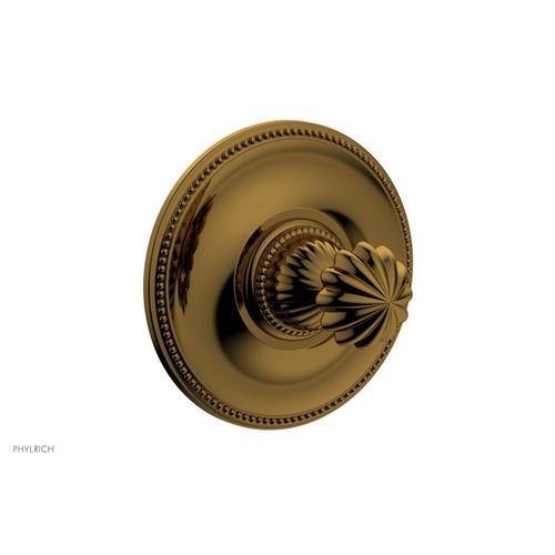 GEORGIAN & BARCELONA Pressure Balance Shower Plate & Handle Trim PB3361TO - French Brass