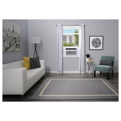 Haier - Haier® ENERGY STAR® 23,500/22,900 BTU 230/208 Volt Smart Electronic Window Air Conditioner