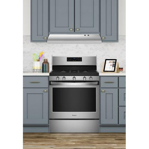 """Whirlpool - 30"""" Range Hood with the FIT System"""