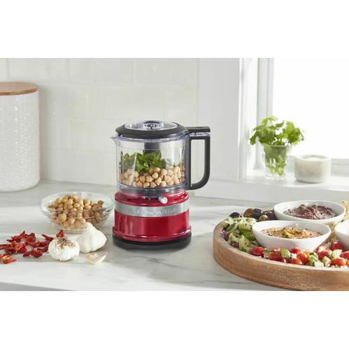 KitchenAid - 3.5 Cup Food Chopper - Empire Red