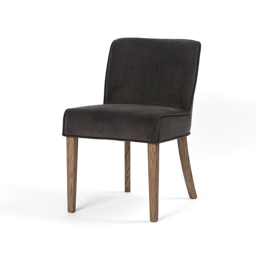 Bella Smoke Cover Aria Dining Chair
