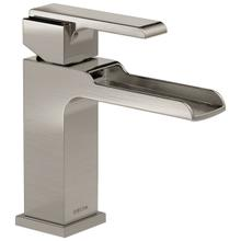 Stainless Single Handle Channel Bathroom Faucet