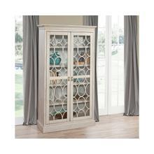 See Details - Glass Door Bookcase