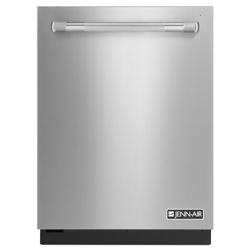 "Pro-Style® 24"" Built-In TriFecta Dishwasher, 38dBA Pro Style Stainless"