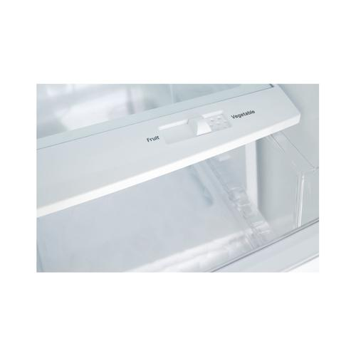 """30"""" French Door Refrigerator With Smart Cooling System, 22 Cu. Ft."""