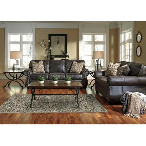 Breville Sofa & Loveseat Charcoal