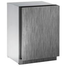 """View Product - 2224bev 24"""" Beverage Center With Integrated Solid Finish and Field Reversible Door Swing (115 V/60 Hz Volts /60 Hz Hz)"""