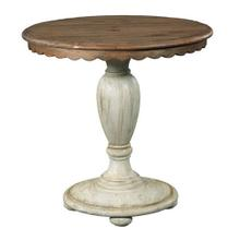 Weatherford Cornsilk Accent Table