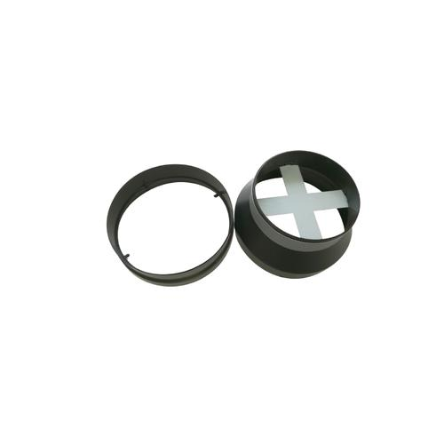 Flow through restrictor for KMC models - 300 CFM Nero
