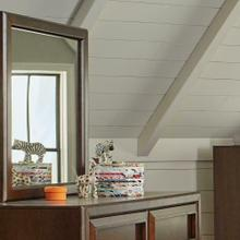See Details - Greenough Transitional Cappuccino Mirror