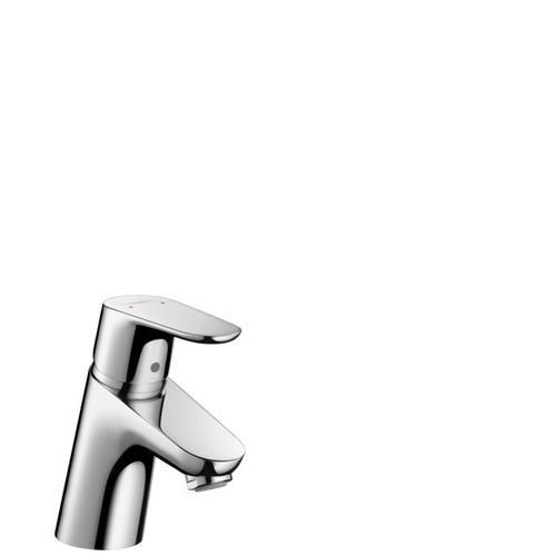 Chrome Single-Hole Faucet 70, 1.0 GPM