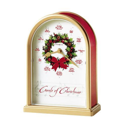 Howard Miller Carols of Christmas II Table Clock 645424