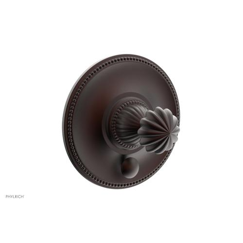 GEORGIAN & BARCELONA Pressure Balance Shower Plate with Diverter and Handle Trim Set PB2361TO - Weathered Copper