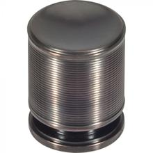View Product - Vibe Knob 1 1/8 Inch Oil Rubbed Bronze Oil Rubbed Bronze